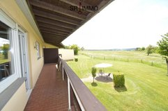 Stand alone house - Apartment on main floor - great area around  / With a big Garage !!!! in Spangdahlem, Germany
