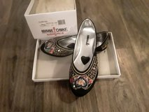 Women's ballet type flat beaded size 5.5 in Bellaire, Texas
