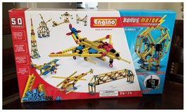 Engino with Motor - Play to Invent in Vacaville, California
