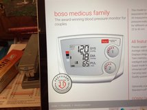 Boos Medicis family Upper arm blood measure monitor with Velcro cuff in Ramstein, Germany