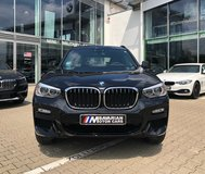2019 BMW X3 M-Pkg & HUD in Ramstein, Germany
