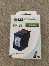 Printer Cartridge HP 22 Recycled in Orland Park, Illinois