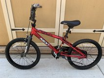 "20"" BOYS WIPEOUT NEXT BMX BIKE in Vacaville, California"