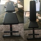 Fitness Bench (Good condition in Fort Bliss, Texas