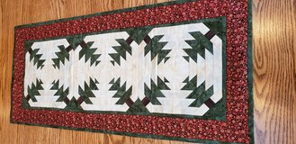 Handmade Quilted Table Runner in Tinley Park, Illinois