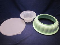Tupperware Cups Jello Mold Cheese Peeler Bookmark VINTAGE NEW or EXC in Batavia, Illinois