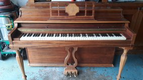 Spinet Piano Winter & Company Antique Vintage Upright in Joliet, Illinois