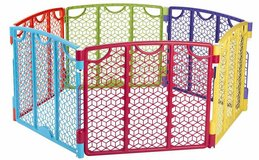 Play Space, indoor and outdoor in Nellis AFB, Nevada