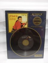 """1957 Elvis record """"all shook up"""" in Fort Knox, Kentucky"""