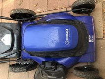 Kobalt KM 210 electric lawnmower in Camp Pendleton, California