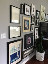 Gallery Wall Frames in Aurora, Illinois