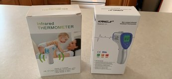 NIB touch-less thermometer in Joliet, Illinois