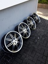 rims and screws in Ramstein, Germany