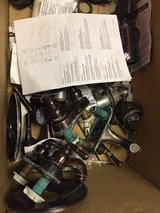 Assorted Bronze Faucets & Shower Heads in Kingwood, Texas