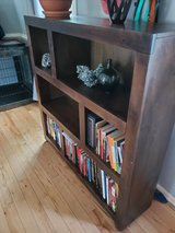 Solid Wood, Multi-tiered Bookshelf in Hampton, Virginia