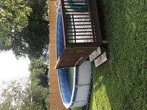 25' above ground Pool in Clarksville, Tennessee