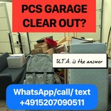 PCS JUNK REMOVAL TRASH HAULING GARBAGE DISPOSAL DEBRIS DISCARD RECYCLING in Spangdahlem, Germany