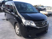 NISSAN SERENA C26 for parts in Okinawa, Japan