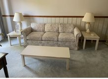 Floral Couch and Loveseat in Bolingbrook, Illinois
