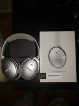Bose headphones in Spangdahlem, Germany