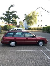 1995 Ford Mercury Tracer Station Wagon, 1st owner car, new inspection in Wiesbaden, GE