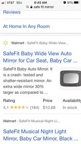 Baby mirror in The Woodlands, Texas