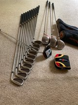 Golf clubs-complete set in Naperville, Illinois