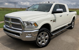 2017 RAM 2500 LARAMIE MEGA CAB 4X4 For Sale in Fort Campbell, Kentucky