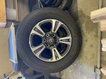 New Toyota Tacoma tires and wheels in Quad Cities, Iowa