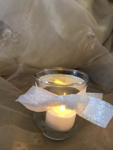 party favor lighted candle in Columbia, South Carolina