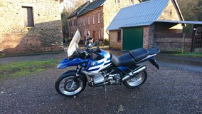 Nice BMW R1150GS Boxer in Spangdahlem, Germany
