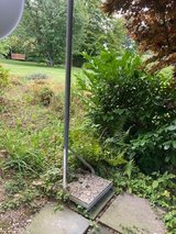 Satellite Dish Pole/Stand in Wiesbaden, GE