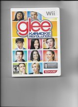 Wii Game glee in Ramstein, Germany