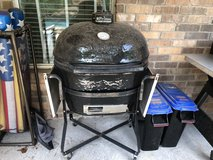 Primo Oval Grill and Smoker in Houston, Texas