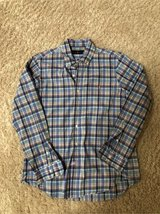 Men's Ralph Lauren Plaid Shirt Medium in Batavia, Illinois