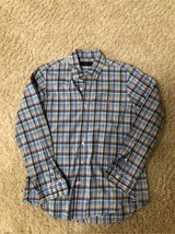 Men's Ralph Lauren Plaid Shirt Size Medium in Batavia, Illinois