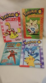 Pokemon and Pokemon Battle Frontier Books in St. Charles, Illinois