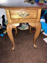 Wooden drawer nightstand (need to be gone ASAP) in Hinesville, Georgia