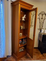 2 Curio cabinets in Alamogordo, New Mexico