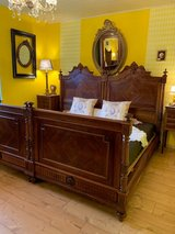 French Bedroom Set -  Henri II circa 1880 in Spangdahlem, Germany