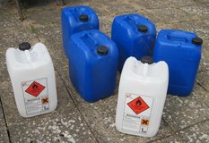 20 Litre Fuel Containers in Lakenheath, UK