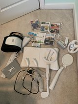 WII VIDEO GAMES AND TONS OF ACCESSORIES!! in Chicago, Illinois