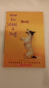 How to Steal a Dog - Scholastic, Inc. in Glendale Heights, Illinois