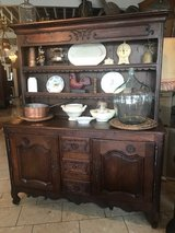 rustic 250 year old country house dining room hutch in Ramstein, Germany