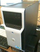 Dell Precision T1600 workstation tower, Win10 64-bit, loaded in Fort Lewis, Washington