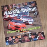 Nascar Racers Todays Top Drivers Hard Cover Book 2006 Edition in Plainfield, Illinois