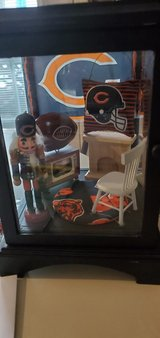Chicago Bears Lantern in Algonquin, Illinois