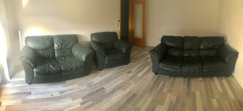 Three piece couch set in Ramstein, Germany