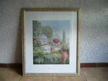 PRINT IN A VERY PRETTY FRAME in Ramstein, Germany