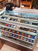 Military patches and Flashes in Fort Leonard Wood, Missouri